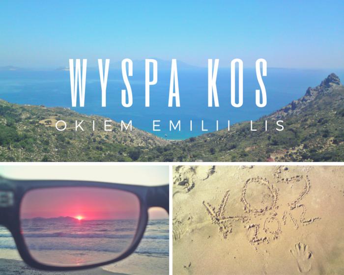 Wyspa KOS – moja propozycja na lato