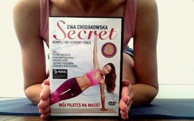 Pilatesowy Secret Ewy Chodakowskiej to (NIE)dobry pomysł.