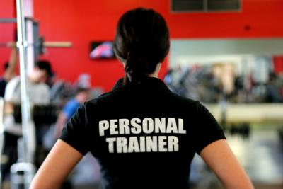 NIE dla treningów personalnych